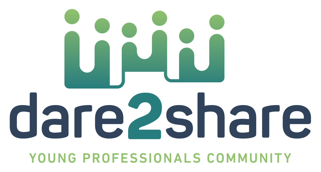 Dare2share logo