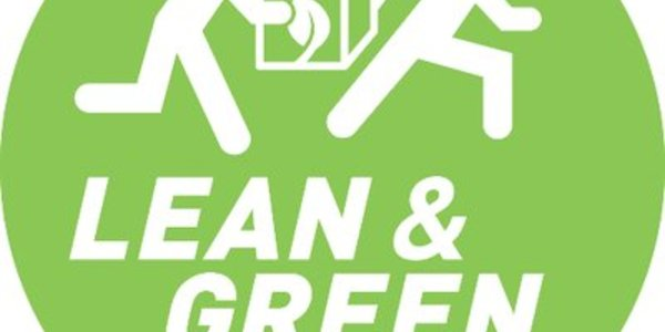 Lean green europe logo
